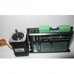 Leadshine NEMA17 42mm 101oz-in 0.71N.M 18-40VDC шаговый двигатель + драйвер 42HS08+DM442