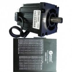 Leadshine NEMA42 110mm 1700oz-in 12N.M 80-150VAC 3фазы шаговый двигатель + драйвер 1103S12+3ND1183