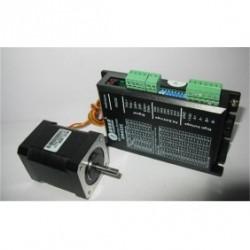 Leadshine NEMA17 42mm 101oz-in 0.71N.M 18-40VDC шаговый двигатель + драйвер 42HS08+DM432C