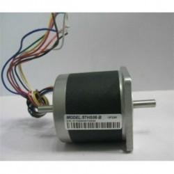 Leadshine Dual shaft NEMA23 57mm 86oz-in 0.6N.M 18-50VDC шаговый двигатель + драйвер 57HS06-B+DM556