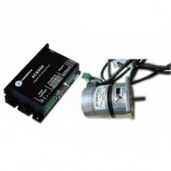Leadshine 24VDC 25W 11.3oz-in 0.08N.M 3000RPM Brushless DC набор серводвигатель + сервопривод BLM57025-1000+ACS306