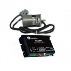 Leadshine 24VDC 50W 22.6oz-in 0.16N.M 3000RPM Brushless DC набор серводвигатель + сервопривод BLM57050-1000+ACS306