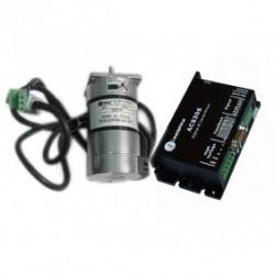 Leadshine 36VDC 90W 41oz-in 0.29N.M 3000RPM Brushless DC набор серводвигатель + сервопривод BLM57090-1000+ACS306