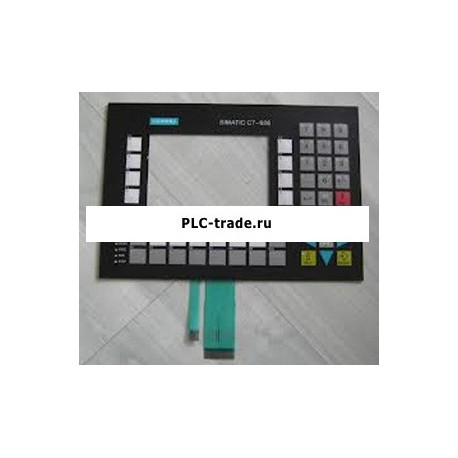 SIEMENS мембранная клавиатура C7-626 6ES7626-2DG04-0AE3 6ES7 626-2DG04-0AE3