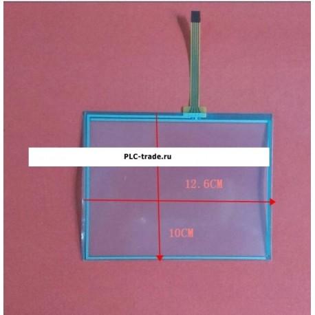 TCG057VGLBA-G00 Сенсорное стекло (экран)