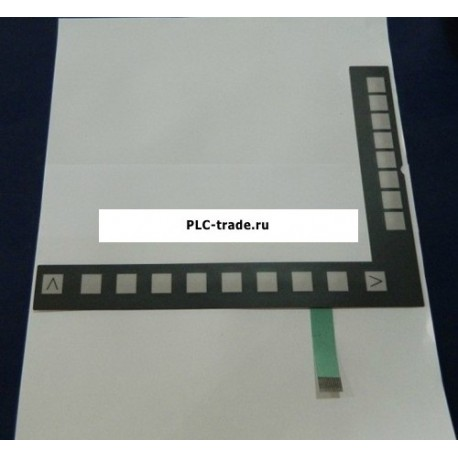 SIEMENS 802D 6FC5610-0BA10-0AA1 мембранная клавиатура