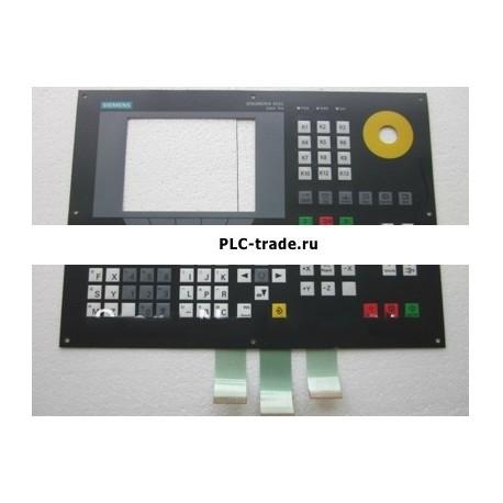 6FC5500-0AA00-1AA0 802s siemens мембранная клавиатура