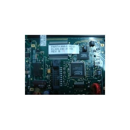 EL320.240.36-HB плата 5.7 Дисплей LCD