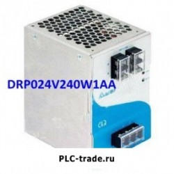 Delta DIN Rail блок питания CliQ DRP024V240W1AA 24V 240W