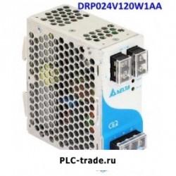 Delta DIN Rail блок питания CliQ DRP024V120W1AA 24V 120W