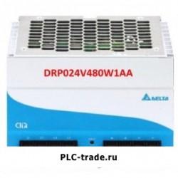 Delta DIN Rail блок питания CliQ DRP024V480W1AA 24V 480W