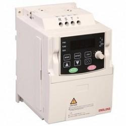 Частотный преобразователь Delixi CDI-E102G0R4T2B, 0.4 кВт, 220 В