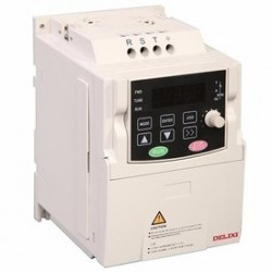 Частотный преобразователь Delixi CDI-E102G015/P018.5T4BL, 15 кВт, 380 В