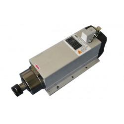 Шпиндель HQD GDF46-18Z/1.5 (1.5 кВт, воздушное охлаждение, крепление)