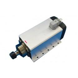Шпиндель HQD GDF53-18Z/3.5 (3.5 кВт, воздушное охлаждение, крепление)