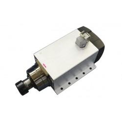 Шпиндель HQD GDF52-18Z/5.0 (5 кВт, воздушное охлаждение, крепление)