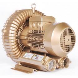 Воздуходувка воздуха / с боковым каналом / одноуровневая / трехфазовая