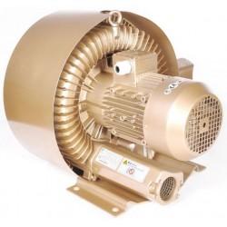 Воздуходувка воздуха / с боковым каналом / двухуровневая / трехфазовая