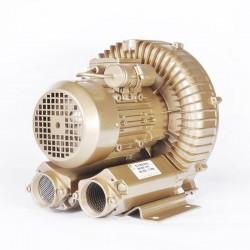 Воздуходувка воздуха / с боковым каналом / одноуровневая / без масла