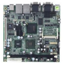 Intel Atom N270, 1.6 GHz | MB-43 ADES corporation - материнская плата мини-ITX / Intel® Atom N270 / Intel 945G / DDR2