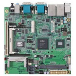 Intel Atom D525 dual-core | MB-4 ADES corporation - материнская плата мини-ITX / Intel® Atom D525 / Intel® ICH8M / DDR2