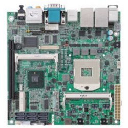 Intel Core i7/i5/i3 | MB-467 ADES corporation - материнская плата мини-ITX / Intel® Core™ i series / Intel QM57 / DDR3
