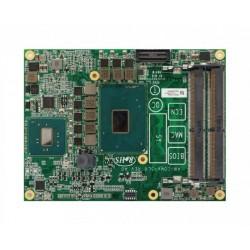 COMe-SL6 AEWIN Technologies Co., Ltd. - компьютер на модуле COM Express / 6th Gen Intel® Core