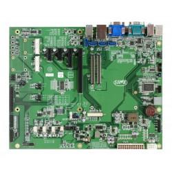 COMe-EVAL AEWIN Technologies Co., Ltd. - компьютер на модуле COM Express / USB 2.0 / RS-232 / VGA