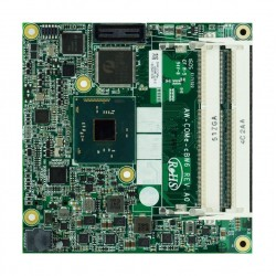 COMe-cBW6 AEWIN Technologies Co., Ltd. - компьютер на модуле COM Express Compact / Intel® Celeron® / SATA / USB 3.0