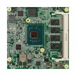 COMe-cAP6 AEWIN Technologies Co., Ltd. - компьютер на модуле COM Express Compact / PICMG / Intel® Celeron®