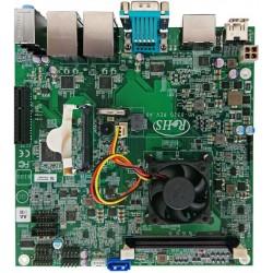 MB-8310 AEWIN Technologies Co., Ltd. - материнская плата мини-ITX / Intel® / промышленная / вмонтированная