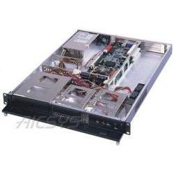 RCK-104B AICSYS Inc - крейт для ПК для монтажа в стойку / 1U / объединительная плата / для материнской платы mini-ITX