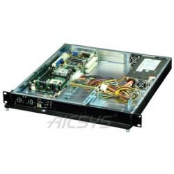RCK-104BA AICSYS Inc - крейт для ПК для монтажа в стойку / 1U / объединительная плата / для материнской платы mini-ITX