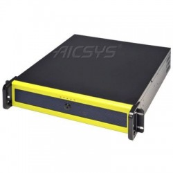 RCK-204MT AICSYS Inc - ПК сервер / все в одном / для монтажа в стойку / USB