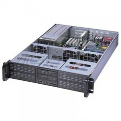 RCK-206ME AICSYS Inc - сервер для базы данных ODBC / коммуникационный / RAID / для хранения в сетевом устройстве