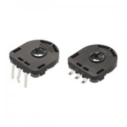 RDC50 Series ALPS Electric - ротационный датчик положения / с сопротивлением / компактный / высокоточный