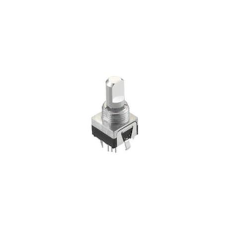 EM11B Series ALPS Electric - инкрементный кодовый датчик угла поворота / магнитный / со сплошным валом / компактный