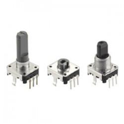 EC12 Series ALPS Electric - инкрементный кодовый датчик угла поворота / с полой осью
