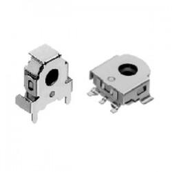 EC05E Series ALPS Electric - инкрементный кодовый датчик угла поворота / с полой осью / компактный
