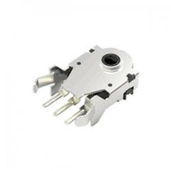 EC10E Series ALPS Electric - инкрементный кодовый датчик угла поворота / с полой осью / компактный