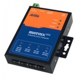 Matrix-504 Artila Electronics - вмонтированный ПК / ATMEL AT91SAM9G20 / ARM9 / USB