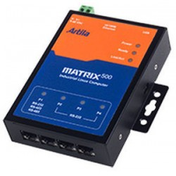 Matrix-500 Artila Electronics - вмонтированный ПК / ATMEL AT91RM9200 / ARM9 / USB