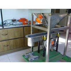 ATA ENGINEERING CORPORATION - дозатор для твердых веществ / объемный / для пищевой промышленности
