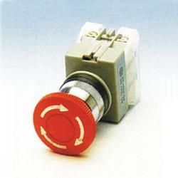 ALEPB 22 series Auspicious Electrical Engineering Co., Ltd. - ударная нажимная кнопка / однополярная / электромеханическая / с а