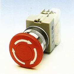 ALEPB 25 series Auspicious Electrical Engineering Co., Ltd. - ударная нажимная кнопка / однополярная / электромеханическая