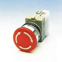 ALEPB 30-1/C Auspicious Electrical Engineering Co., Ltd. - ударная нажимная кнопка / однополярная / электромеханическая / с авар