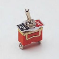 1021 series Auspicious Electrical Engineering Co., Ltd. - откидной переключатель / однополярный / электромеханический / с отключ
