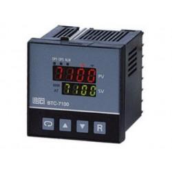 BTC-7100 BRAINCHILD ELECTRONIC CO., LTD - аналоговый контроллер температуры / PID / универсальный