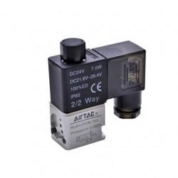3V2M series Airtac Automatic Industrial - электроклапан с прямым приводом / NF / NO / воздух