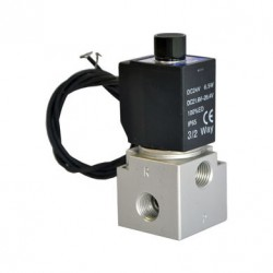 3V3 series Airtac Automatic Industrial - электроклапан с прямым приводом / NF / NO / воздух
